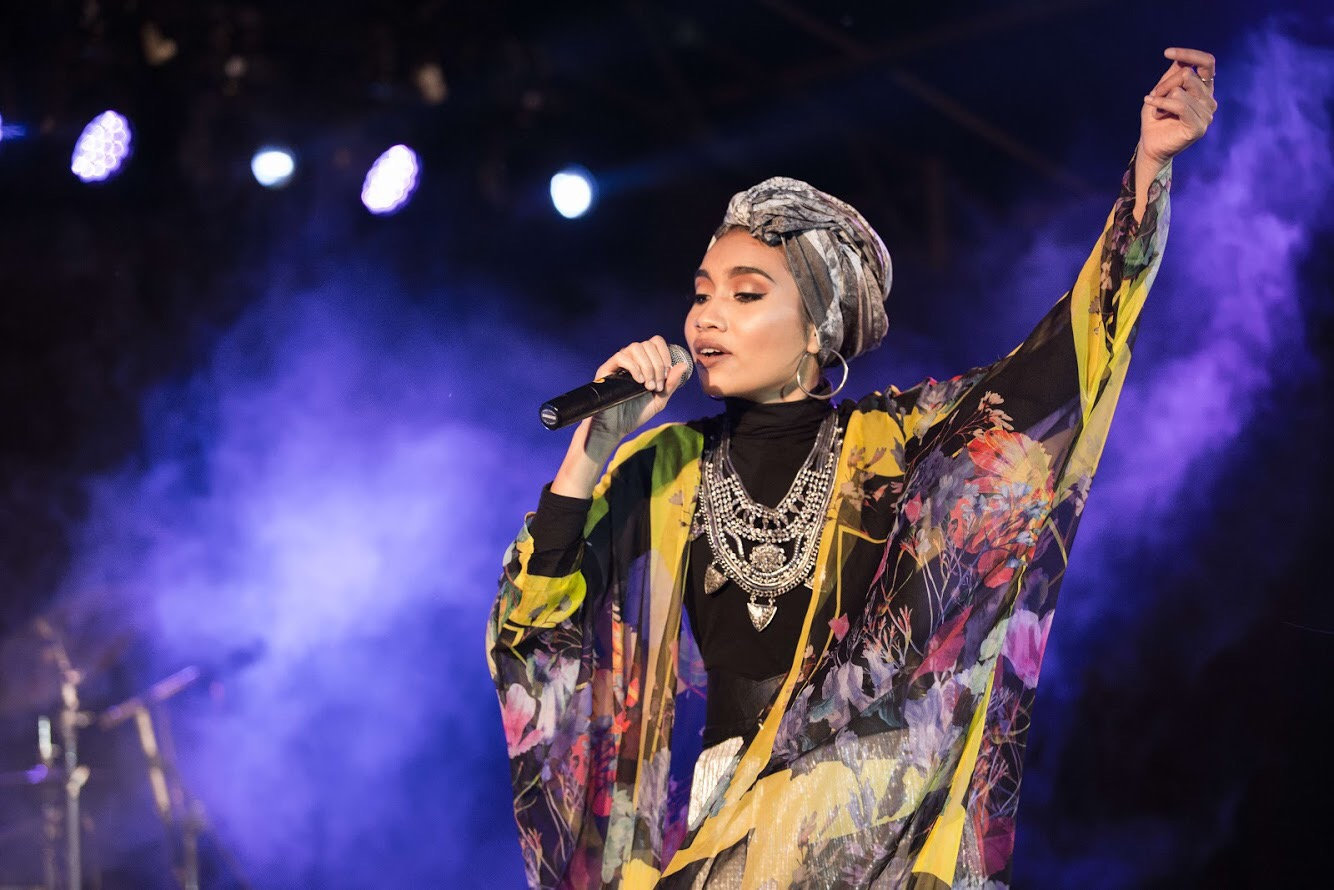 Yuna Nominated For MTV EMA's Best SEA Act Alongside Rich ...